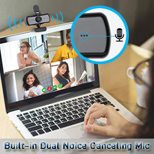 webcam with mic