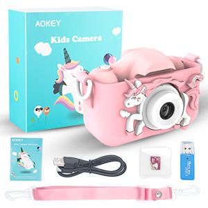 AOKEY Kinder Kamera