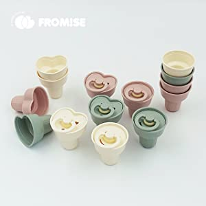 pacifiers clip