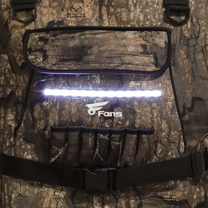 LED hunting waders