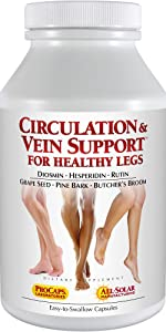Circulation amp; Vein Support for Healthy Legs