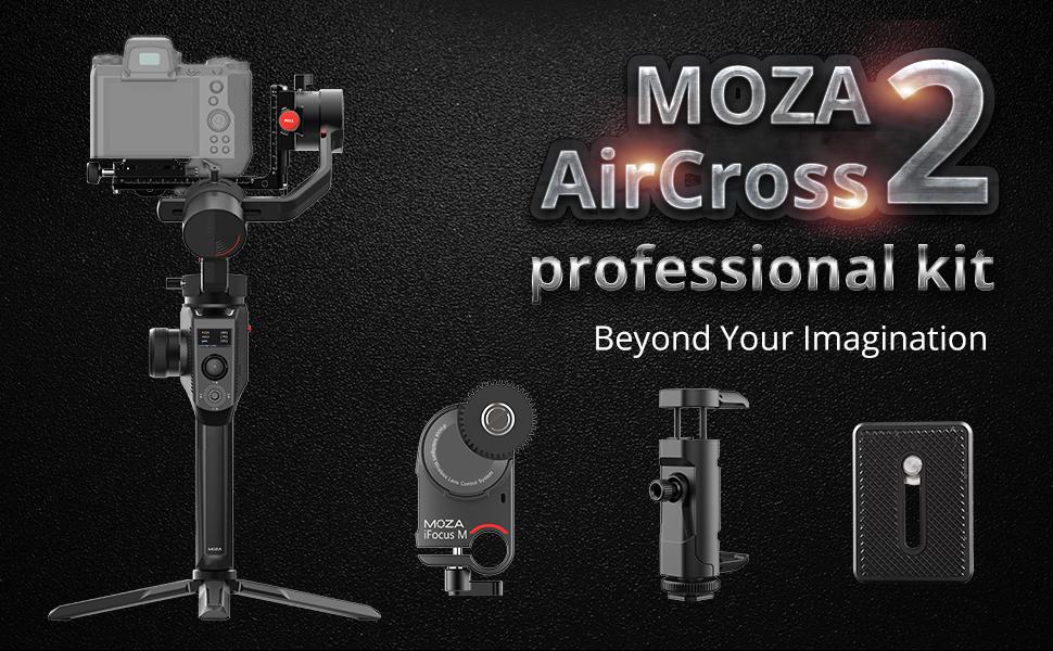 MOZA AirCross 2 Professional Kit