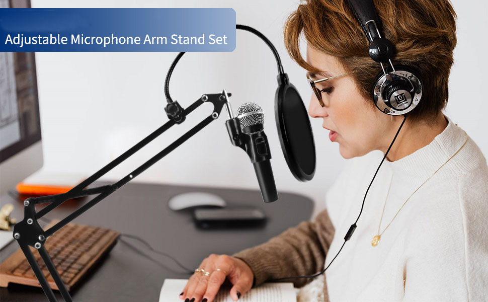 Adjust Microphone Arm stand set