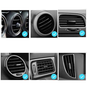 car vent phone mount air vent phone holder