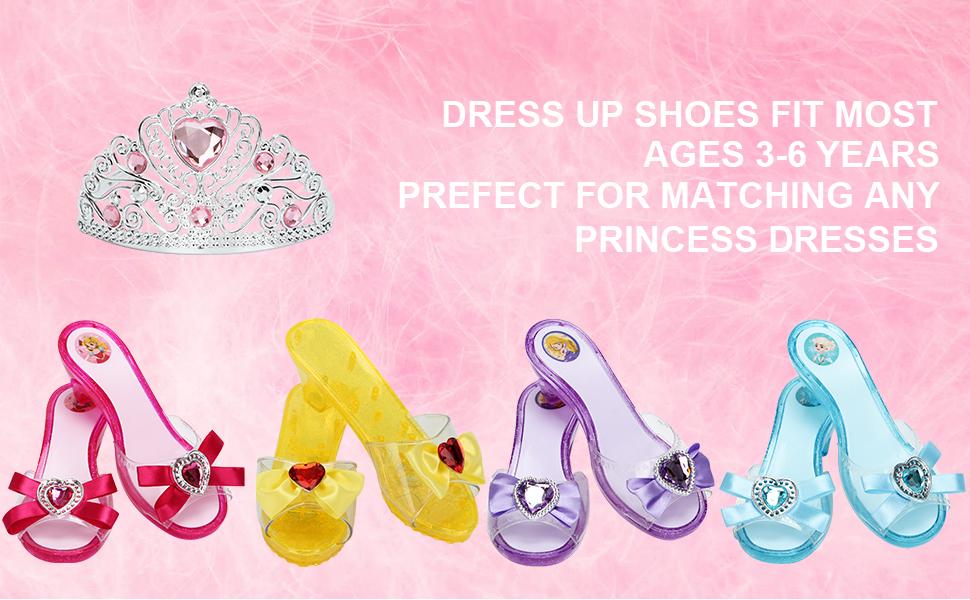 Amazon.com: Fedio Girls Princess Dress