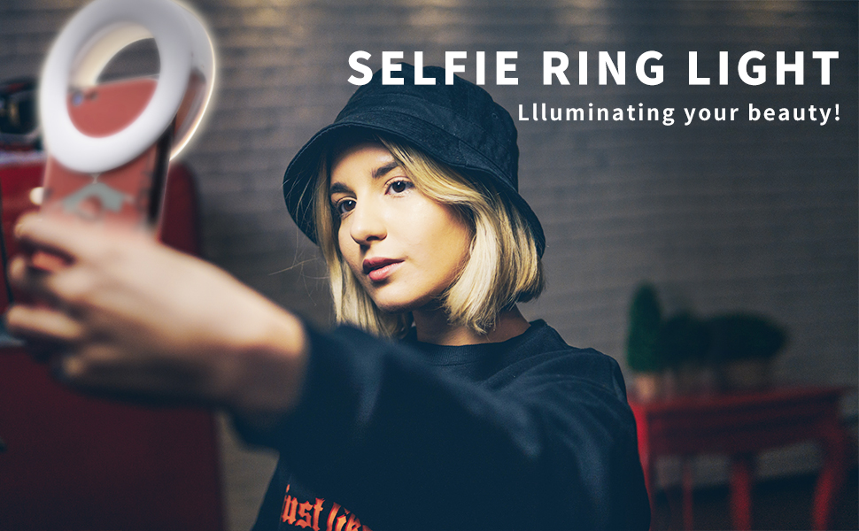 selfie ring light for phone