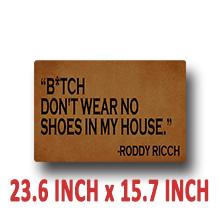 Roddy Ricch Doormat Funny Welcome Doormat Bitch