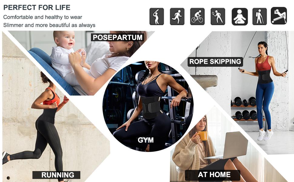 workout waist cincher