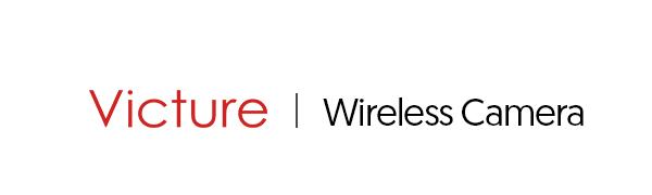 Victure 1080P Telecamera di Video sorveglianza Wi-Fi Esterna Telecamera batteria senza Fili con PIR Rilevamento del Movimento Audio Bidirezionale IR Visione Notturna IP65 Impermeabile