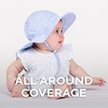 coverage, large, sun protection