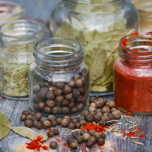 Middle Eastern spice blends, very tasty and aromatic