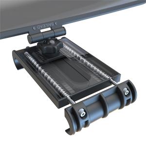 auto installation sun visor clip