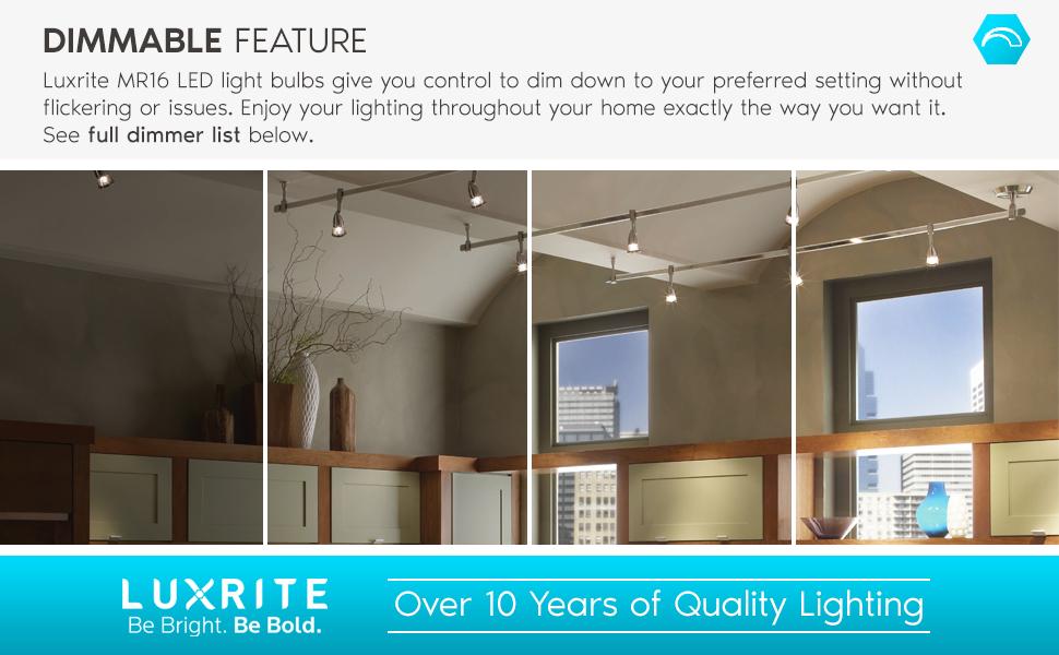 mr16 mr 16 led light bulb track gu5.3 gu 5.3 base spot spotlight indoor outdoor 50w 50 watt