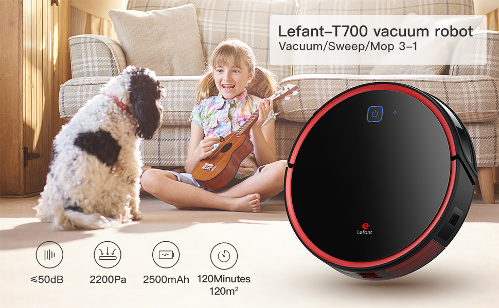 Lefant-T700 Vacuum