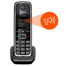 Gigaset landline IP hybrid technology Voip SIP
