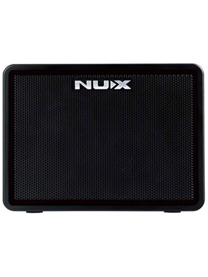 NUX Mighty Lite BT; Portable Amplifier; All Black; for guitars