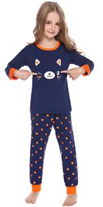 Pijamas de Manga Larga para niñas