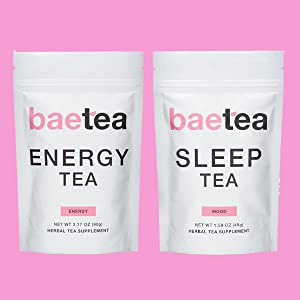 BaeTea Tea and Gummies
