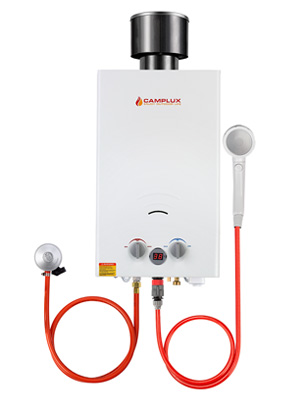 BW158BC 6L Instant Gas Water Heater