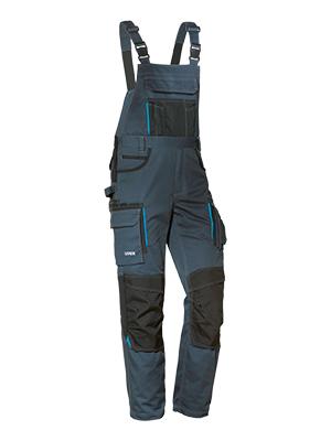 Pantalon Cargo Menuisier Peintre Carreleur Uvex Tune Up Pantalon de Travail Homme Electricien avec Poches Pratiques et Poches Rembourr/ées au Niveau du Genou : Chantier Plombier