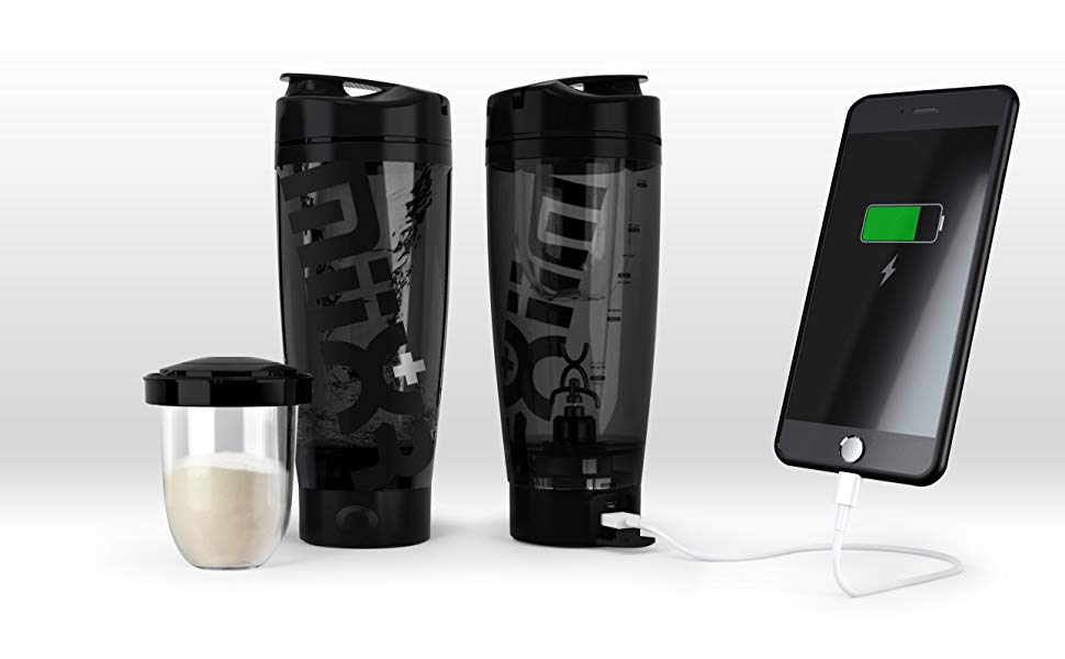 PROMiXX MiiXR Plus + Stealth Parts Device Charging
