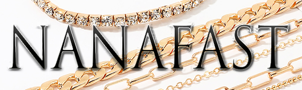 Nanafast anklets for women,gold anklets for women,layered anklet for girls
