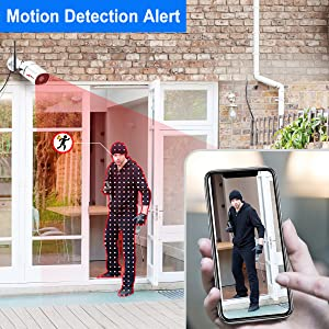 wireless camera system outdoor