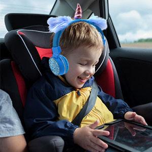 Bluetooth 5.0 Unicorns Headphones6