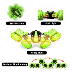 Toy Remote Control Car with Light