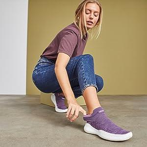 sock shoes women