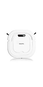 Amazon Com Grand Pro A1 Robot Vacuum Pet Hair Allergies