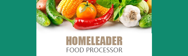 homeleader food processor