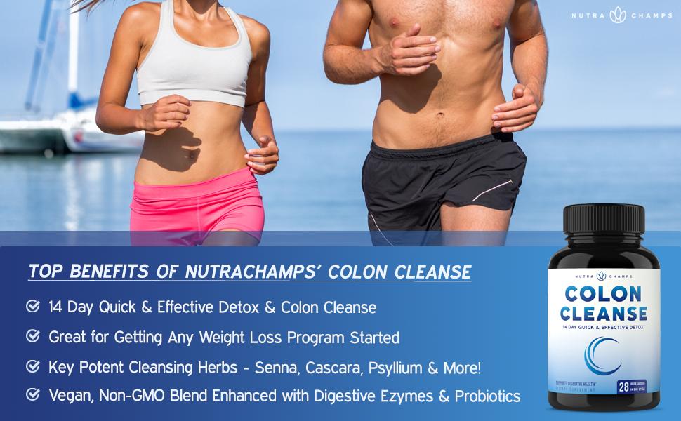 Colon Cleanse benefits