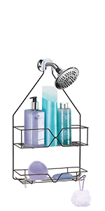 OVER SHOWER CADDY