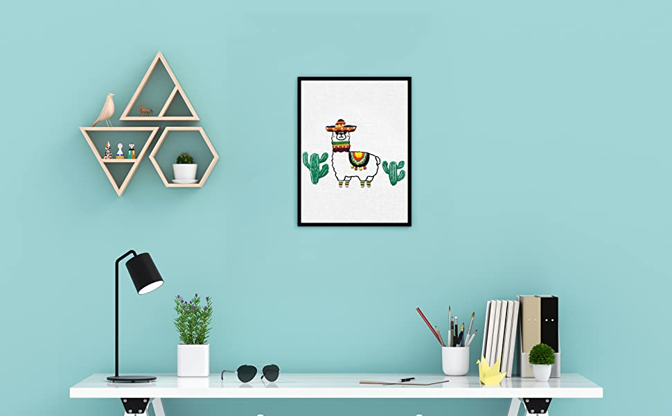 cross stitch kit for home decoration