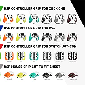 Lizard Skins Gaming Grips Controller Grips