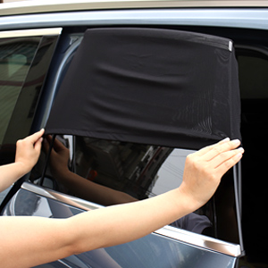 Pemotech Sonnenschutz Auto 2 Stück Sonnenschutz Auto Baby Kinder Doppelseitiges Uv Schutz Autofenster Sonnenschutz Reduziert Wärme Und Uv Strahlung Für 95 Der Autos Großes Auto Suv 110 48 Cm Auto