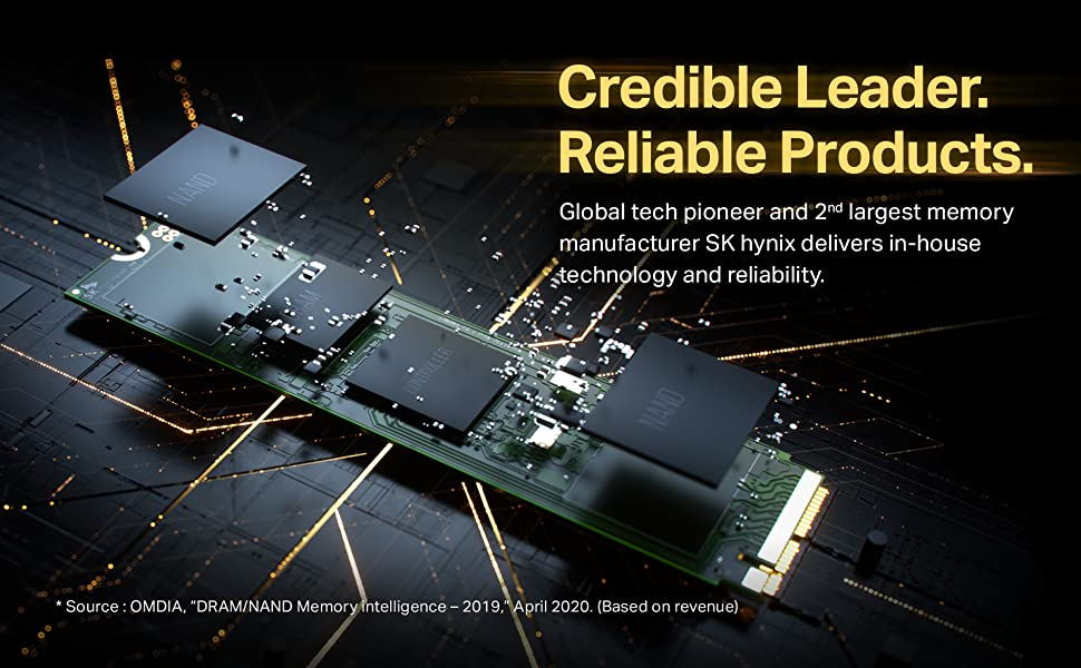 Quality, SSD, memory supplier