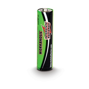 Interstate Batteries AAA Battery Alkaline 100 Pack /… DRY7003 Workaholic