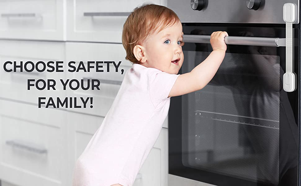 child safety locks without screws cabinet and drawer locks child safety cabinet locks & straps
