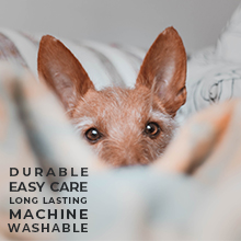 Durable Easy Care Long Lasting Machine Washable
