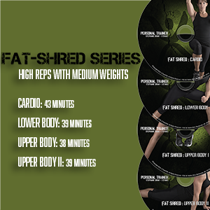 fat shred weight loss workouts