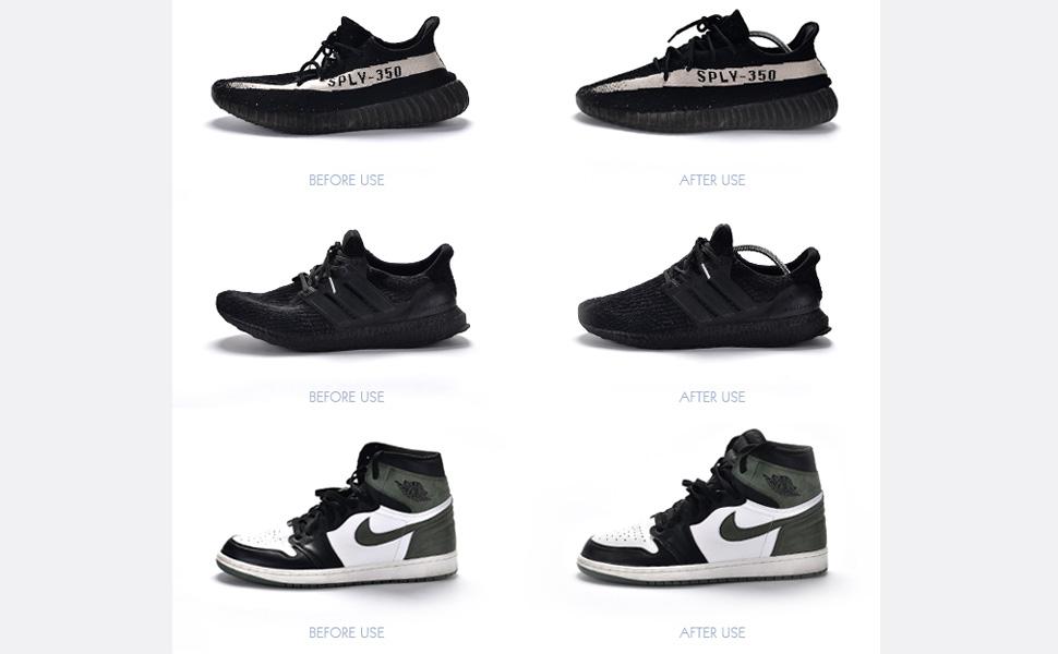 Kitchnexus 5/10 Paires Embauchoirs à Chaussures Support des ...