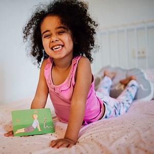 SMILE, KIDS, YOGA, YOGI, FUN, CARDS, GAME, KIDS, EDUCATIONAL, DYNAMIC, HEALTH, MONTESORI, INDOOR,