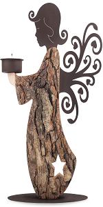 Tealight candle holder Tea candle holder Rustic candle holders Rustic unity candle holder Wood set