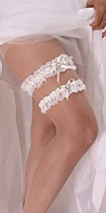 garters for bride, wedding garter, garter set