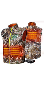 Heated Vest for Men