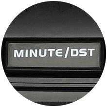 alarm clock radio with dst