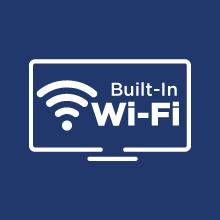Built-in Wifi