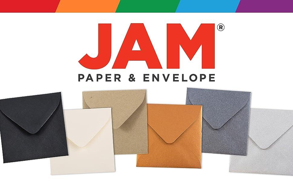jam paper square invitational envelope